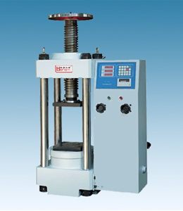 HY (YE) digital hydraulic pressure testing machine