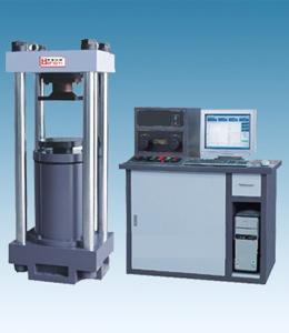 HY (YE) computer controlled hydraulic pressure testing machine