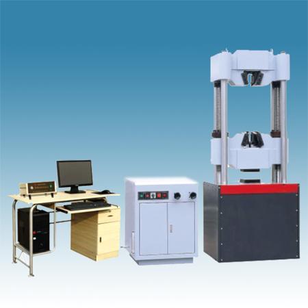 HY(WE)60060微机控制电液伺服万能材料试验机