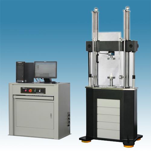 微机控制电液伺服动态疲劳试验机