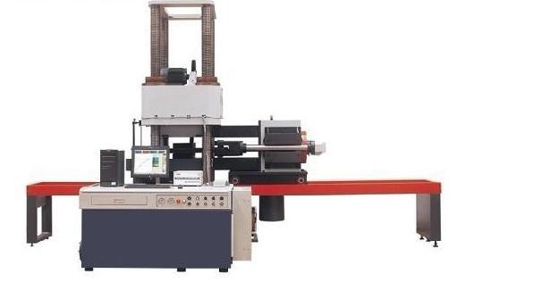 微机控制电液伺服橡胶支座专用压剪试验机