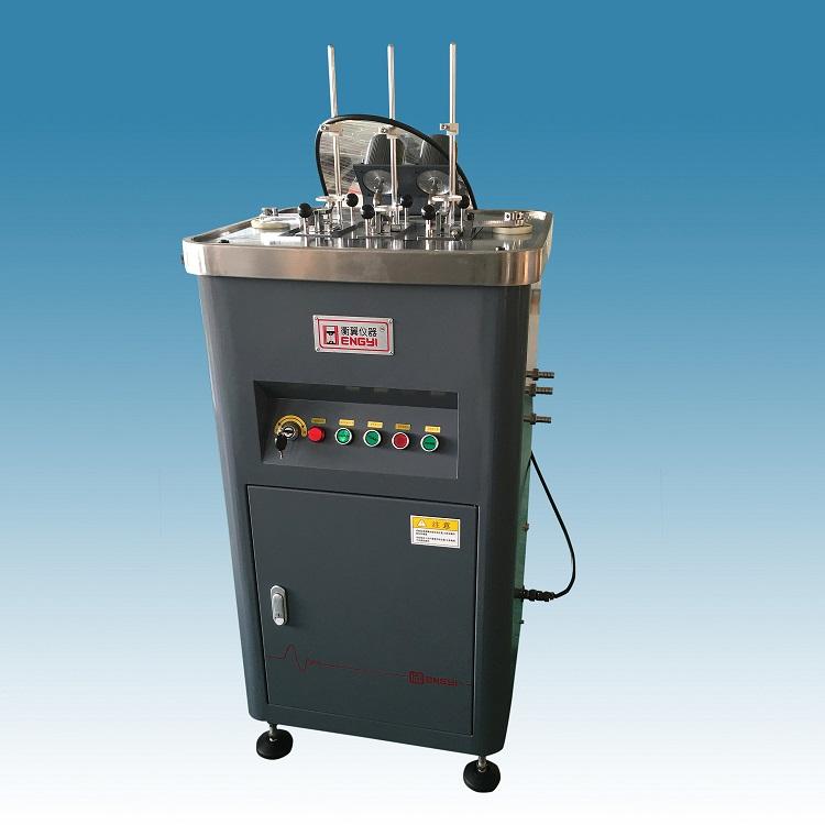 HY(RW)微机控制热变形维卡软化点温度测定仪
